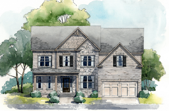 New Homes by Edward Andrews in Haddonfield