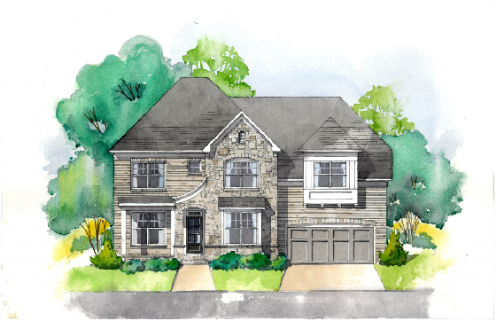 Reed Mill in Buford - An Edward Andrews New Homes Community