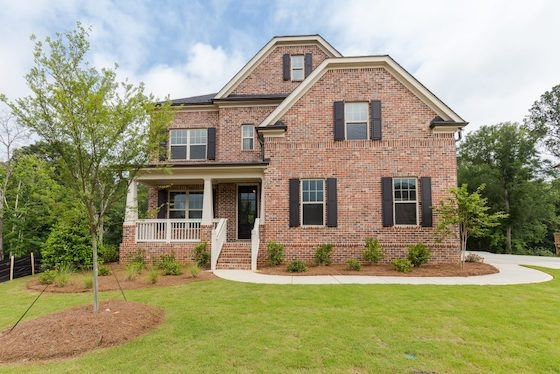 New Homes in Gwinnett built by Edward Andrews Homes