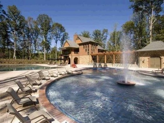 New Homes in North Forsyth County, GA at River Rock built by Fischer Homes