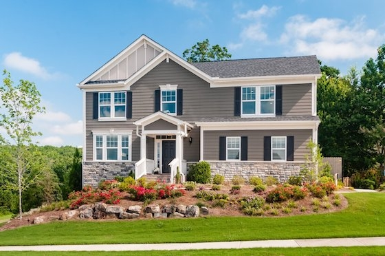 New Homes in Canton, GA at Towne Mill built by Fischer Homes