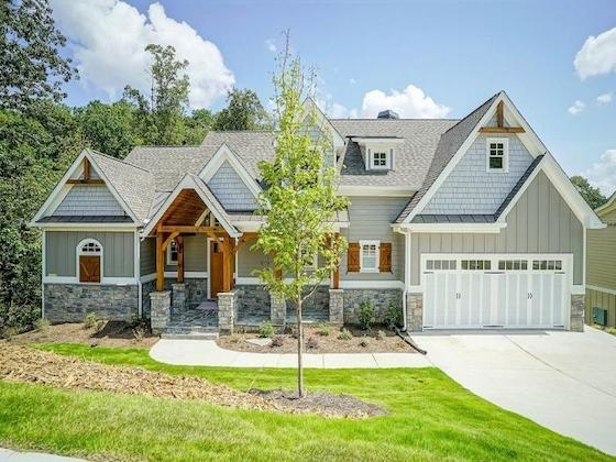 New Homes in Waleska, GA at Lake Arrowhead built by Majestic Lifestyle Builders
