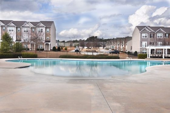 New Homes in Fairburn, Georgia at Renaissance at South Park built by Rocklyn Homes