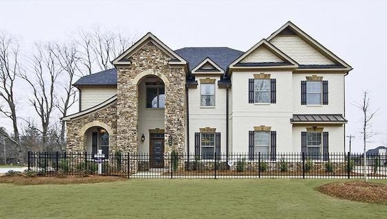 New Homes in Canton, GA in Carmichael Farms built by Century Communities