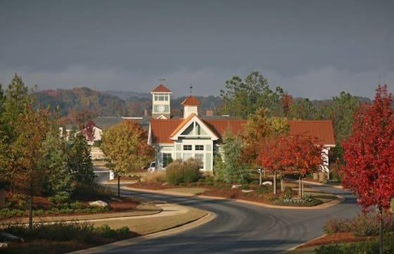 New Active Adult Homes in Del Webb at Lake Oconee