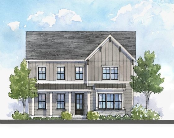 New Homes in Forsyth County built by Empire Communities in Halcyon!