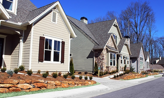 Active Adult 55+ New Homes in West Cobb County, GA built by Longleaf Communities in Longleaf Battle Park!